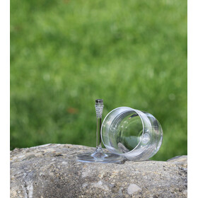 Relags Outdoor Weinglas 340ml transparent